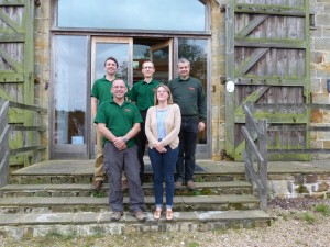 The team from Douch Biomass